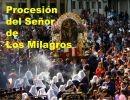 Monasterio de nazarenas carmelitas y procesión del señor de los milagros