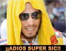 Marco Simoncelli… adiós Super Sic!!