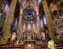 Catedral de Santa Eulalia en Barcelona