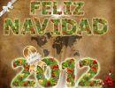 Feliz Navidad… Feliz 2012