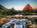 Parque Nacional de Los Glaciares Montana