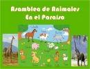 Asamblea de animales en el paraiso