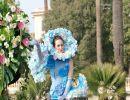 Francia y Festival de Flores en Niza