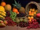 Frutas sabrosas, deliciosas y exóticas