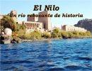 El Nilo, un río rebosante de historia