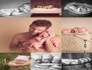 Fotografías de bebes de Carrie Sandoval