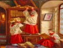Homenaje al pintor Español josé Lull