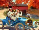 Homenaje al pintor Americano Robert Berran