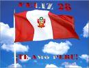 Feliz 28 – ¡ Te amo Perú !