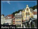Karlovy Vary, un balneario en el corazón de Bohemia
