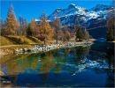 Entre montañas y lagos
