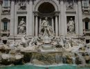 Plazas y fuentes de Roma
