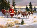 Los Renos de Papá Noel