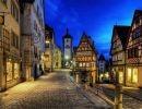 Dos pueblos con encanto: Rothenburg ob der Tauber y Monschau
