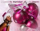 Deseos de Navidad y Año Nuevo