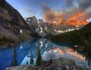 Entre bosques, lagos y montañas : El Banff – Canadá