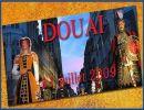 Festival de gigantes en Douai-Francia
