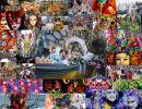 Carrozas carnaval por el mundo
