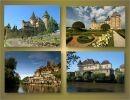 Castillos de Dordogne – Francia