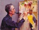 Pintura de Norman Rockwelle 1ª parte