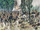 Pinturas de diferentes batallas del mundo