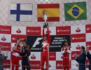 Homenaje al campeón Español Fernando Alonso
