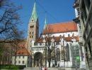 Ciudades de Europa. Augsburgo