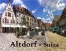 Viajando por Suiza 14 – Altdorf