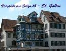 Viajando por Suiza 15 – St. Gallen