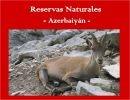 Reservas naturales en Azerbaiyan