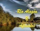 Río Alagón y afluentes