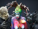 Festival Internacional de body painting