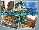 Encantadores pueblos de Europa