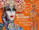Anual World Bodypaintg Austria 2013