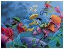 Pintura de Claude Theberge