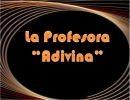 """La Profesora  """"Adivina"""""""
