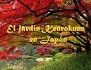 El jardínKenrokuen en Japón