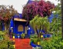 Los colores del Jardín Majorelle