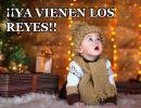 ¡¡Ya vienen Los Reyes!! Con Juguetes