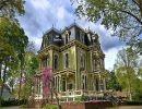 Oregon, Casas Victorianas
