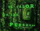 El valor de las personas