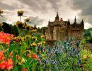 Abbotsford House Garden Scotland
