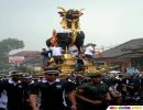 Ubud Cremation Procesión Bali