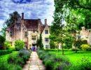 Avebury Manor Garden England