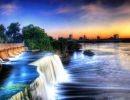 Rideau Falls Canada