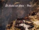 El Cañón del Colca – Perú