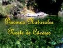Piscinas naturales del norte de Cáceres