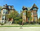 Brush Park Detroit Michigan