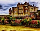 Culzean Castle Garden Scotland