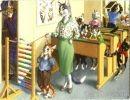 Los gatitos en el colegio